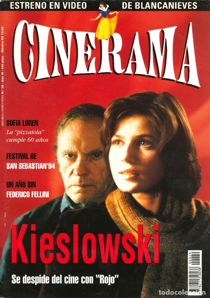 CINERAMA 29 (Cine - Revistas - Cinerama)