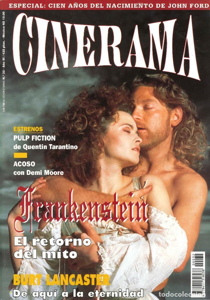 CINERAMA 32 (Cine - Revistas - Cinerama)