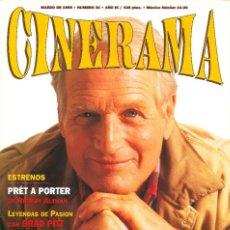 Cine: CINERAMA 34. Lote 189349353