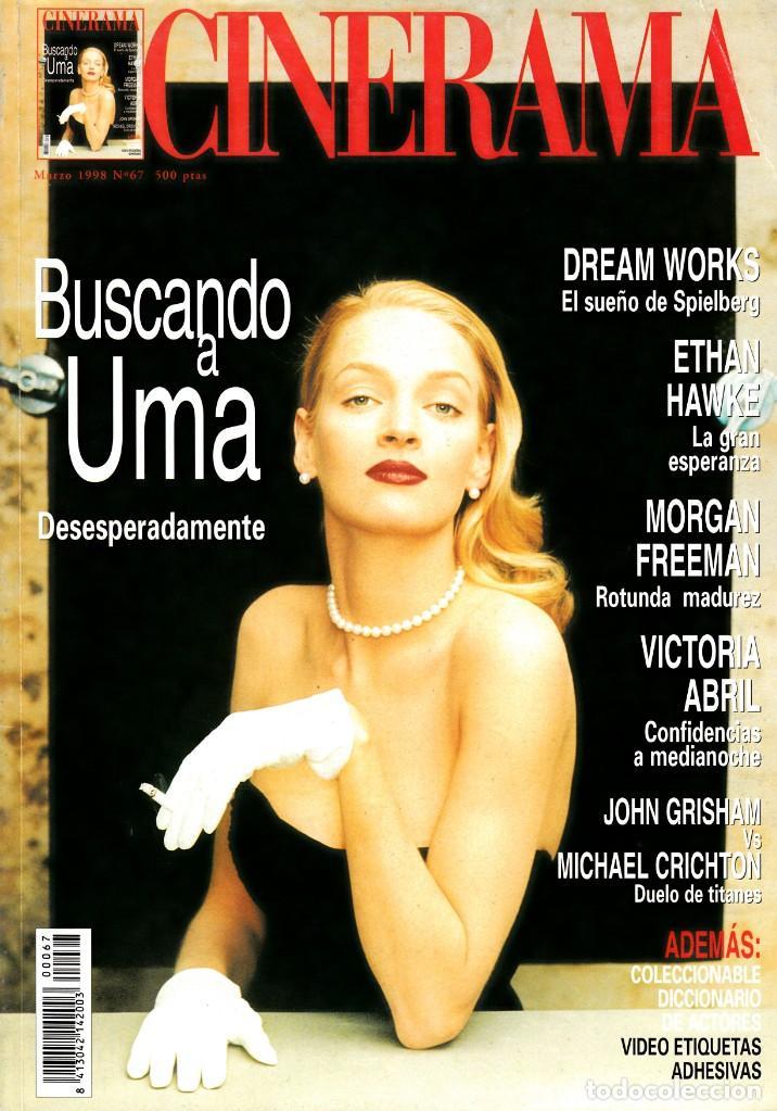 CINERAMA 67 (Cine - Revistas - Cinerama)