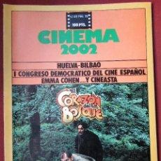 Cine: CINEMA 2002 NÚMERO 48. Lote 189755406