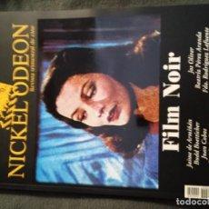 Cine: REVISTA NICKELODEON - Nº 20 - FILM NOIR. Lote 189820341