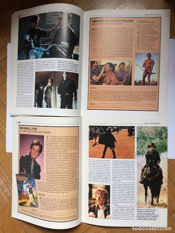 Cine: 2 fascículos CINE DE ACCIÓN Y AVENTURA (Planeta De Agostini, 1993) Nºs 1 y 2 ¡Coleccionista! - Foto 6 - 189893342