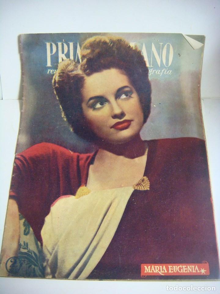 REVISTA DE CINE DE PRIMER PLANO Nº-342 FECHA 1947 (Cine - Revistas - Primer plano)