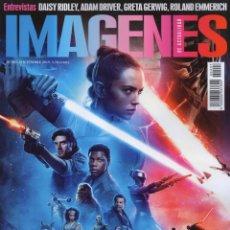Cine: IMAGENES DE ACTUALIDAD N. 407 DICIEMBRE 2019 - EN PORTADA: STAR WARS, EL ASCENSO DE SKYWALKER(NUEVA). Lote 204670748
