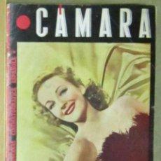 Cine: AAA02 JOAN WINFIELD REVISTA ESPAÑOLA CAMARA JUNIO 1945. Lote 190362531
