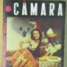 Cinéma: AAA04 AURORA MIRANDA PATO DONALD WALT DISNEY REVISTA ESPAÑOLA CAMARA SEPTIEMBRE 1945. Lote 190363348