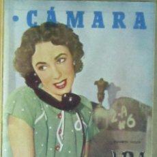 Cinéma: AAA06 ELIZABETH TAYLOR REVISTA ESPAÑOLA CAMARA AGOSTO 1951. Lote 190364752