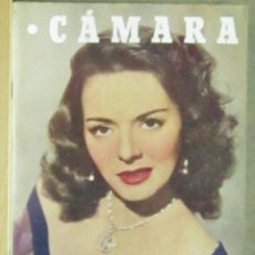 Cine: AAA11 ARLEEN WHELAN REVISTA ESPAÑOLA CAMARA JUNIO 1951. Lote 190367101