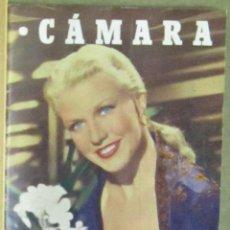 Cine: AAA13 GINGER ROGERS REVISTA ESPAÑOLA CAMARA MAYO 1951. Lote 190368303