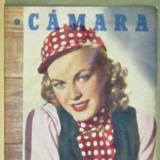 Cine: AAA16 JUNE HAVER REVISTA ESPAÑOLA CAMARA ENERO 1951. Lote 190369558
