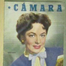Cine: AAA17 RUTH ROMAN REVISTA ESPAÑOLA CAMARA NOVIEMBRE 1950. Lote 190370025