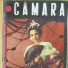 Cine: AAA18 CARMEN MOLINA REVISTA ESPAÑOLA CAMARA NOVIEMBRE 1945. Lote 190370655