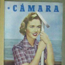 Cine: AAA20 DEBBIE REYNOLDS REVISTA ESPAÑOLA CAMARA ABRIL 1951. Lote 190371895