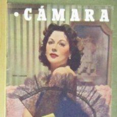 Cine: AAA23 HEDY LAMARR REVISTA ESPAÑOLA CAMARA DICIEMBRE 1951. Lote 190373790
