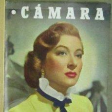 Cine: AAA26 GREER GARSON REVISTA ESPAÑOLA CAMARA SEPTIEMBRE 1951. Lote 190375901