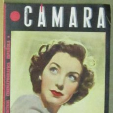 Cine: AAA27 MARSHA HUNT REVISTA ESPAÑOLA CAMARA NOVIEMBRE 1945. Lote 190376961