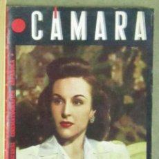 Cine: AAA31 MARY LAMAR REVISTA ESPAÑOLA CAMARA MAYO 1944. Lote 190422686