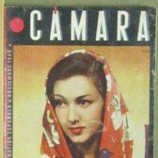 Cine: AAA32 AMPARO RIVELLES REVISTA ESPAÑOLA CAMARA NOVIEMBRE 1943. Lote 190423996