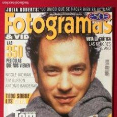 Cine: REVISTA FOTOGRAMAS Y VIDEO Nº 1840 DE FEBRERO 1997. Lote 191009073