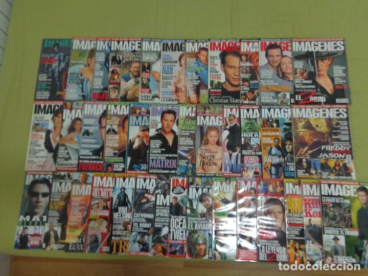 Cine: LOTE 59 REVISTAS IMAGENES DE LA ACTUALIDAD ENTRE LOS AÑOS 1991 y 2007 - Foto 2 - 191128535