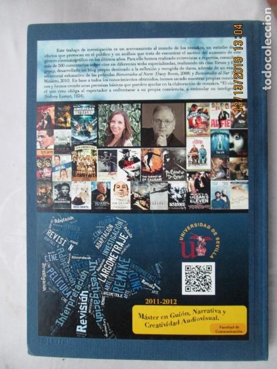 Cine: UNIVERSIDAD DE SEVILLA - MÁSTER DE GUIÓN, NARRATIVA Y CREATIVIDAD AUDIOVISUAL - 2011-2012. - Foto 3 - 191224901