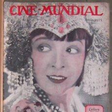 Cine: ZZ02D COLLEEN MOORE REVISTA AMERICANA EN ESPAÑOL CINE MUNDIAL JUNIO 1925. Lote 191494153