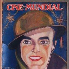 Cine: ZZ03D JOHN GILBERT EL GRAN DESFILE REVISTA AMERICANA EN ESPAÑOL CINE MUNDIAL MARZO 1927. Lote 191494457