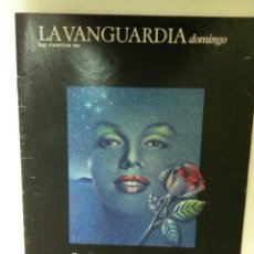 Cine: MARILYN (LA VANGUARDIA) 1987- MUY BUENA CONSERVACIÓN. Lote 191557015