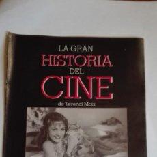 Cine: LA GRAN HISTORIA DEL CINE CAPÍTULO 39. Lote 191612841