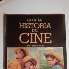 Cine: LA GRAN HISTORIA DEL CINE CAPÍTULO 30. Lote 191613112