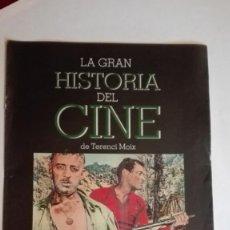 Cine: LA GRAN HISTORIA DEL CINE CAPÍTULO 24. Lote 191613756