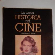 Cine: LA GRAN HISTORIA DEL CINE CAPÍTULO 20. Lote 191613990