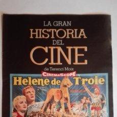 Cine: LA GRAN HISTORIA DEL CINE CAPÍTULO 18. Lote 191614371