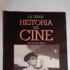 Cine: LA GRAN HISTORIA DEL CINE CAPÍTULO 17. Lote 191614505