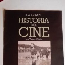 Cine: LA GRAN HISTORIA DEL CINE CAPÍTULO 16. Lote 191614727