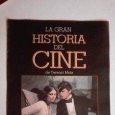 Cine: LA GRAN HISTORIA DEL CINE CAPÍTULO 15. Lote 191614935