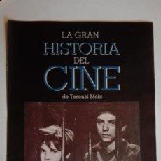 Cine: LA GRAN HISTORIA DEL CINE CAPÍTULO 14. Lote 191615077