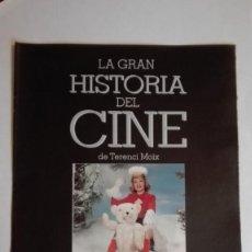 Cine: LA GRAN HISTORIA DEL CINE CAPÍTULO 11. Lote 191615632