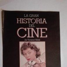 Cine: LA GRAN HISTORIA DEL CINE CAPÍTULO 10. Lote 191616020