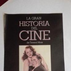 Cine: LA GRAN HISTORIA DEL CINE CAPÍTULO 8. Lote 191616720