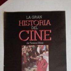 Cine: LA GRAN HISTORIA DEL CINE CAPÍTULO 7. Lote 191617005