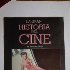 Cine: LA GRAN HISTORIA DEL CINE CAPÍTULO 4. Lote 191617722