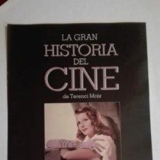 Cine: LA GRAN HISTORIA DEL CINE CAPÍTULO 2. Lote 191618130