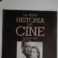 Cine: LA GRAN HISTORIA DEL CINE CAPÍTULO 1. Lote 191618343