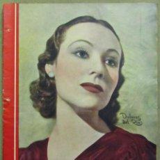 Cine: AAD35 DOLORES DEL RIO REVISTA ESPAÑOLA CINEGRAMAS FEBRERO 1935 Nº 23. Lote 191618530