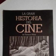 Cine: LA GRAN HISTORIA DEL CINE CAPÍTULO 81. Lote 191618687