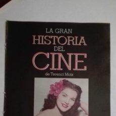 Cine: LA GRAN HISTORIA DEL CINE CAPÍTULO 32. Lote 191619191