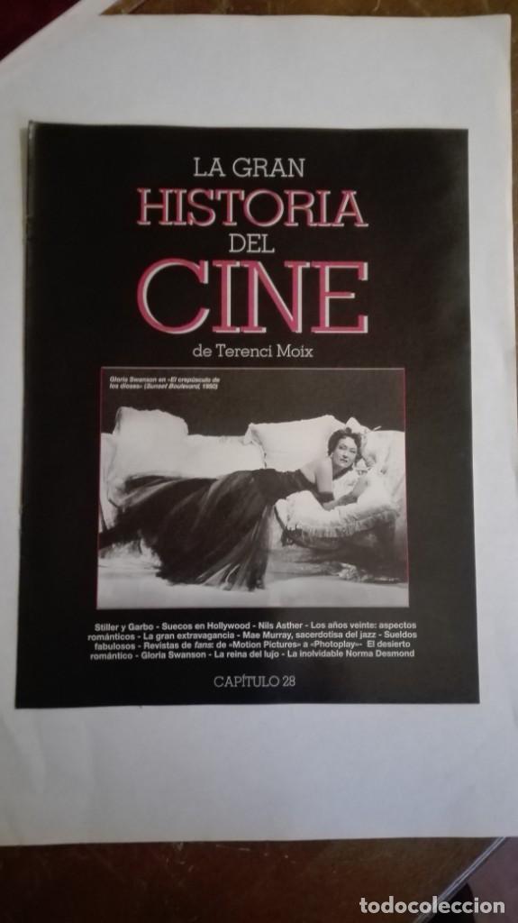 LA GRAN HISTORIA DEL CINE CAPÍTULO 28 (Cine - Revistas - La Gran Historia del cine)