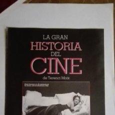 Cine: LA GRAN HISTORIA DEL CINE CAPÍTULO 28. Lote 191619658